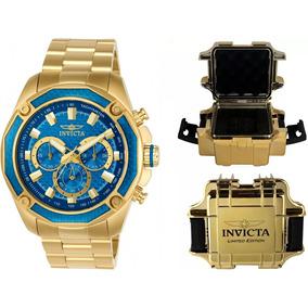bc95fd37da1 Relogio Invicta Aviator 17206 - Relógios no Mercado Livre Brasil