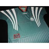 Camisa Seleção Alemanha 1996 - Camisas de Futebol no Mercado Livre ... 8377eeb3f07f2