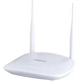 Roteador Repetidor Wifi Ipv6 Iwr 3000n Intelbras Lançamento