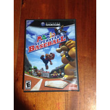 Mario Superstar Baseball Game Cube