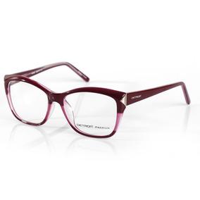 Armação De Oculos Detroit - Outros no Mercado Livre Brasil 59c43f9c6c
