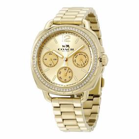 Reloj Coach Mujer Original Nuevo 14502602