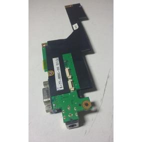 Placa Power Jack Notebook Positivo Sim+ntb Mobile L53