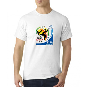 Camiseta Sublimada Sudáfrica 2010 / Mundial