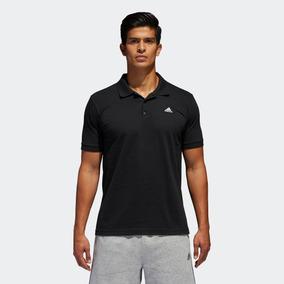cc889531e Camisa Camiseta Polo adidas Essentials Original Promoção