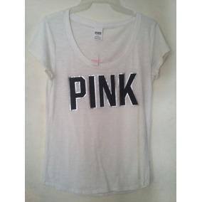 Pink Victorias Sectet Y Dkny Lote De Playeras Para Dama
