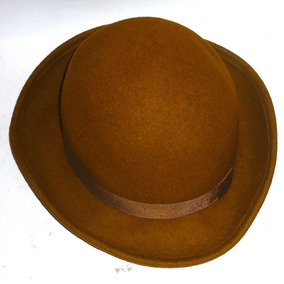Sombrero De Lana Tipo Derby Made In Italy 0c8607785eb