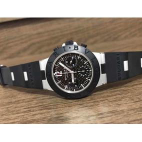 Bvlgari Scuba Chrono Novissimo C - Relógios De Pulso no Mercado ... 534c2359c2