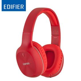 Fone Edifier W800bt Bluetooth Wi Fi 75hrs De Música Vermelho