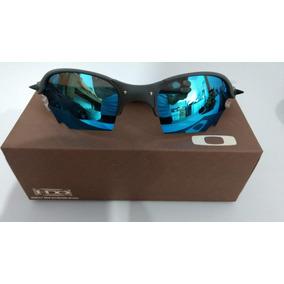 cefa644b50686 Oculos Oakley Juliet Romeo 2 De Sol Azul - Óculos no Mercado Livre ...