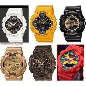 8a1000ca63d8 G Shock Reloj Dorado Relojes Masculinos - Relojes Pulsera Masculinos ...