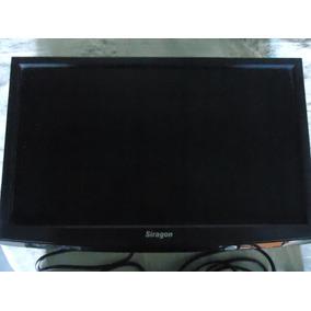 Monitor (pantalla) Lcd 21,5 Siragon