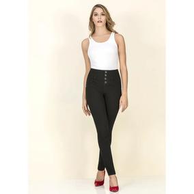 Luce Jeans Corte Skinny Ajuste Figura Combina Dama 1393316