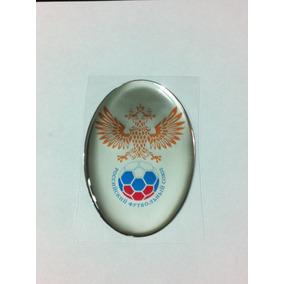 99e06dc8b6 Adesivo Resinado Do Escudo Da Seleção Da Rússia De Futebol. R  19 58