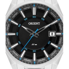 Relógio Masculino Orient Mbss1313 Aço Nota Fiscal