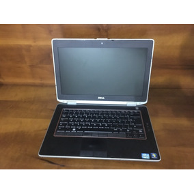 Notebook Dell Latitude E6420 Core I5, 4gb, Hd 500gb
