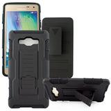 Mstechcorp - Para Samsung Galaxy A7 Sm-a700fd - Resistente D