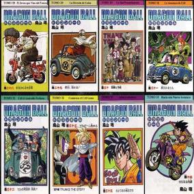 Dragón Ball Z Colección Manga Completo 42 Tomos