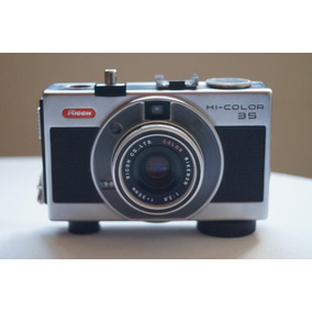 Ricoh Hi-color 35 Camara Rikenon 2.8 35mm-
