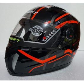 Casco Shaft Protect Orange + Regalos Rider One