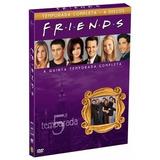 Box Dvd Friends - 5ª Temporada Completa - 4 Discos - Dublada