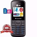 Telefone Celular Teclado Lg B220 Radiofm Lanterna Dual Chip