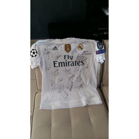 Playera Original Del Real Madrid 2014 en Mercado Libre México 20cfb388a8b16