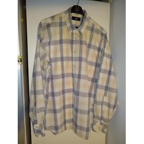 7d36c32ec0 Camisa Cuadrille Hombre - Camisas Manga Larga de Hombre Amarillo en ...