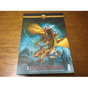 Livro O Herói Perdido - Rick Riordan - Frete R$ 17,00