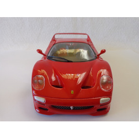 Ferrari F50 Burago Scala 1:24 Frete Grátis