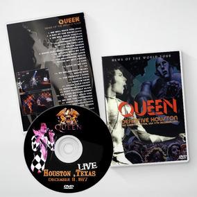70a4ffc384 Queen Dvd - DVDs de Música no Mercado Livre Brasil