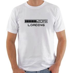 Camiseta Feliz Ano Novo Reveillon - Camisetas Manga Curta no Mercado ... 47979458d57