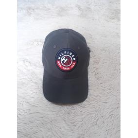 Bonés Tommy Hilfiger Cinza escuro no Mercado Livre Brasil 78173ec7c9d