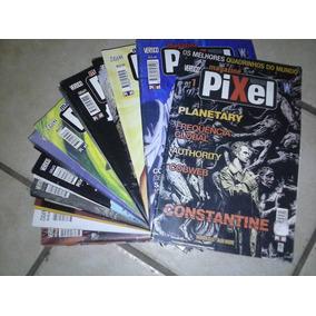 Magazine Pixel Media - Vertigo - Diversos Números