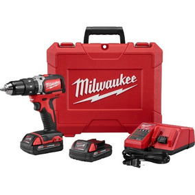 Rotomartillo De 1/2pulg Libre De Carbones Milwaukee 270222ct