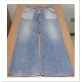 Blue Jean Azul Caballero Talla 32 X 32 Marca Ecko Pantalon