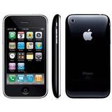 Iphone 3gs 8gb Preto Desbloqueado Para Todas Operada