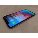 Iphone X Libre Color Blanco Caja Cargador Usb Y Manuales