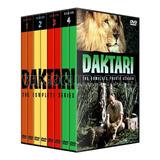 Daktari Serie Completa 4 Temporadas Dvd