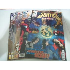 Sentry - O Sentinela N°s 1 A 3 (mythos - 2001)