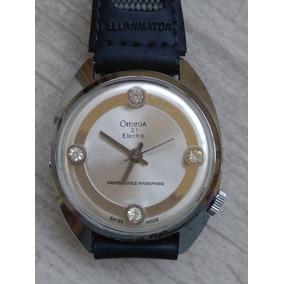 dd081ac109b Relógio Omega 21 Electra - Swiss - Relâmpago 470 P  299
