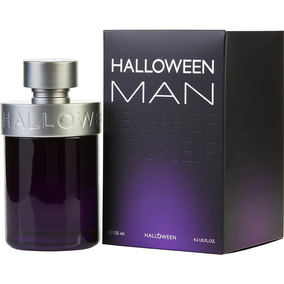 Halloween Man Hombre 4.2oz (125.ml) Sellada Original