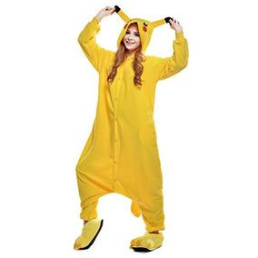 Pijama De Pikachu Ropa Masculina - Ropa y Accesorios en Mercado ... d092cf7035ea