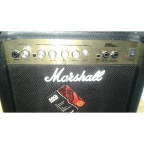 Vendo Amplificador Marshall Mg15cd