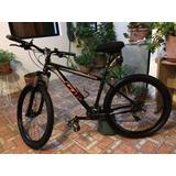Bicicleta Gw Talla 17.5 Rin 27.5 Full Accesorios