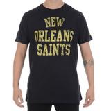 adc9d725c6 Camiseta Regata New Era Saints no Mercado Livre Brasil