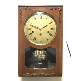 aec2801803f Relogio De Parede Regulador Cavalinho - Relógios De Parede Antigos ...