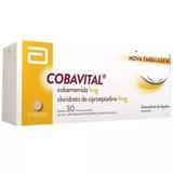 Cobavital 30 Comprimido Estimulante Do Apetite