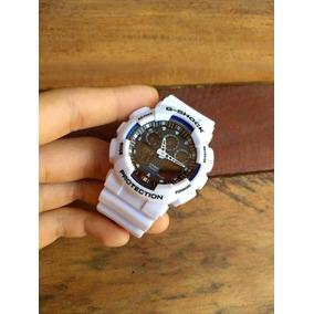 29d516ab80e Relógio Casio G Shock Branco Réplica - Relógios De Pulso em Bahia no ...