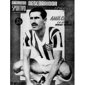 Revistas O Globo Sportivo 694 Edições Digitalizadas 1938-52